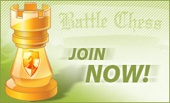 Portal «Battle chess&raquo: join now!